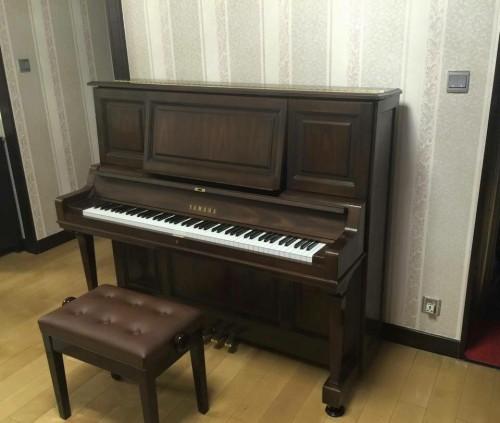 YAMAHA W201 頂級直立式鋼琴