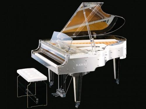 全新 KAWAI CR-40A水晶三角琴