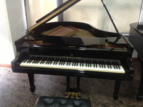 (Sold) New YorkSteinway&sons S-155三角琴