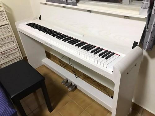 Pearl River Prk-80數碼鋼琴(白色)