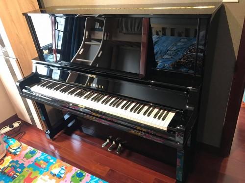 YAMAHA YUS5鋼琴