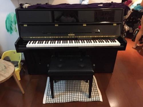 WESBERG SU108P 鋼琴