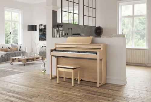 2019年最新型號 Roland HP704 數碼鋼琴
