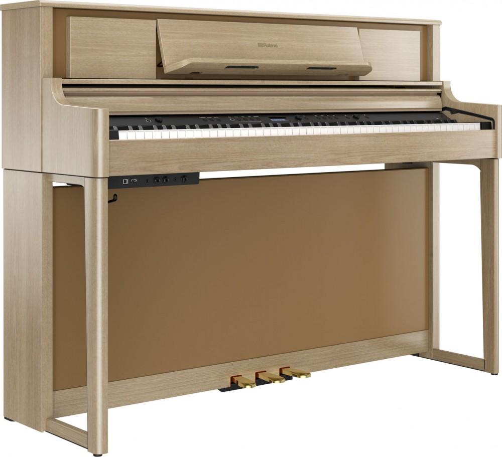 Roland LX705 淺木色